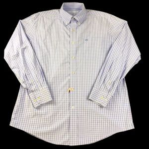 Southern Tide Skipjack Button Down Shirt Mens L